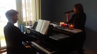 Masca jos! La pian Leonard Mocanu