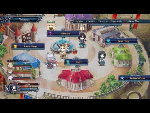 Cyberdimension Neptunia: 4 Goddesses Online Ending Boss |