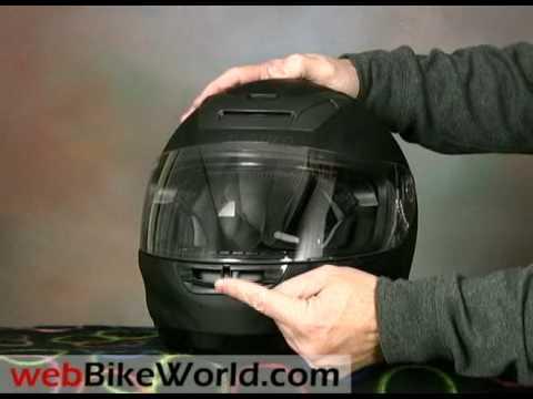 Fulmer D4 Motorcycle Helmet