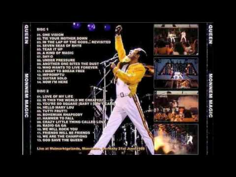 5 Tear It Up Queen In Mannheim: 6211986