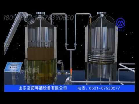 METO Brewery Equipment  Shwoing
