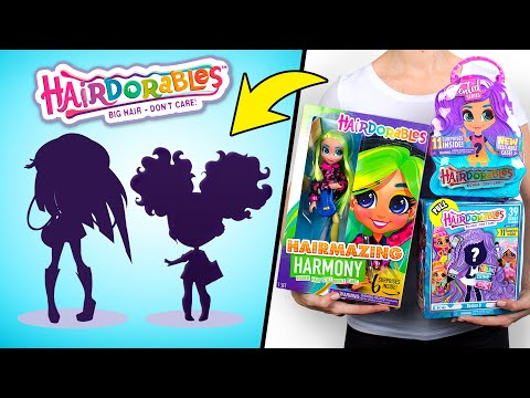 Una sorpresa para Su - sets de Hairdorables