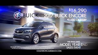2017 Buick Encore | Coulter Buick Phoenix | October 2017