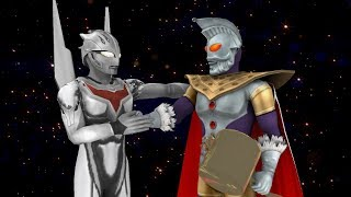 Anton Gracon presents: Ultraman King Kicking Butts