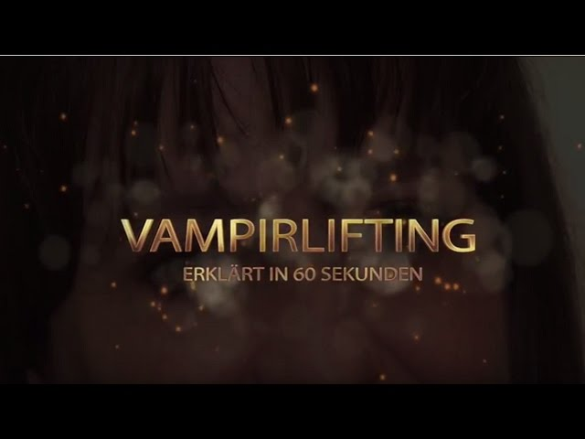 Vampirlifting bei Medical Beauty Praxis