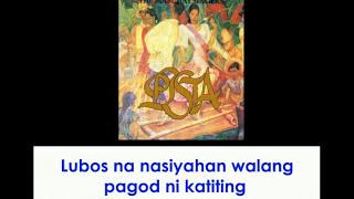 Ako Ang Nagtanim By The Mabuhay Singers (with Lyrics)