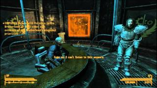 Fallout New Vegas I Could Make You Care part 3 of 4 Disappointment