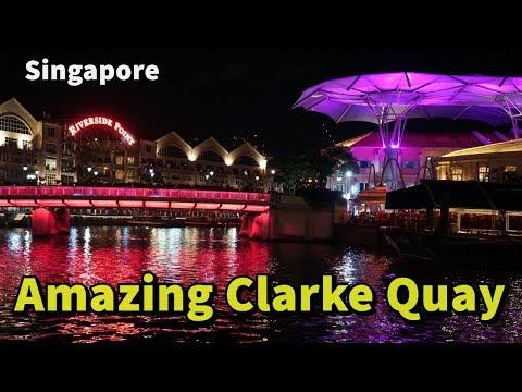 Amazing Clarke Quay  :: Singapore