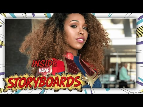 Cosplay and Fandom   Inside Marvel's Storyboards