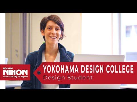 Yokohama Design College: Student testimonial