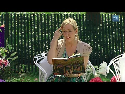 J.K. Rowling: Books, Biography, Net Worth, Quotes, Writing Style, Speech (1999)