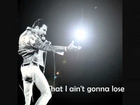 Queen - We Are The Champions [With Lyrics on Video]