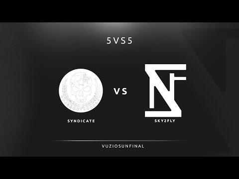 Vuziosun | Sky2Fly vs. Syndicate | FINAL