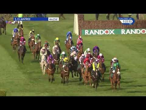 Randox Health Grand National   Tiger Roll   Racing UK