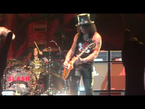 Rock The Park 2012 – Slash – Sweet Child O Mine