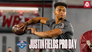Ohio State Football: Justin Fields NFL Pro Day — Director's Cut [4K]