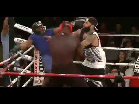 Big Brody vs Tyrone – Celebrity Boxing FULL FIGHT