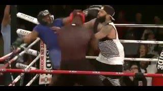 Big Brody vs Tyrone - Celebrity Boxing FULL FIGHT thumbnail