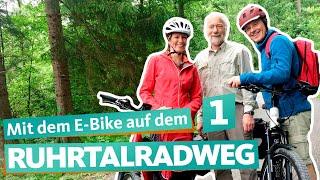Ruhrtalradweg: Mit dem E-Bike von Winterberg bis Hagen   WDR Reisen