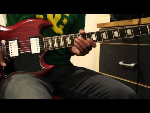 SLASH Anastasia – Intro Cover Guitar