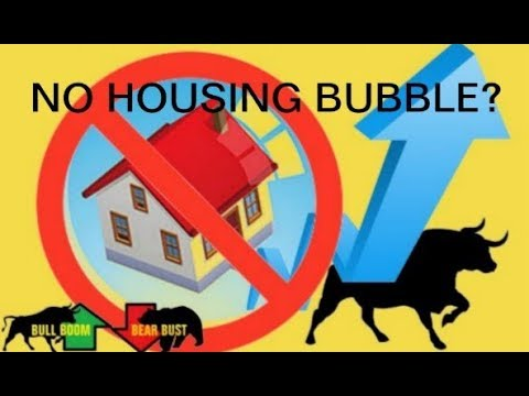 There is NO U.S. Housing Bubble: This Time It's Different