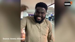 'You're All Bastards' — Aremu Afolayan Tears Into Buhari, Ambode, Ethiopian Airlines