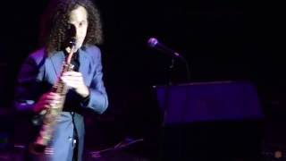 Kenny G – The moment, live in Moscow