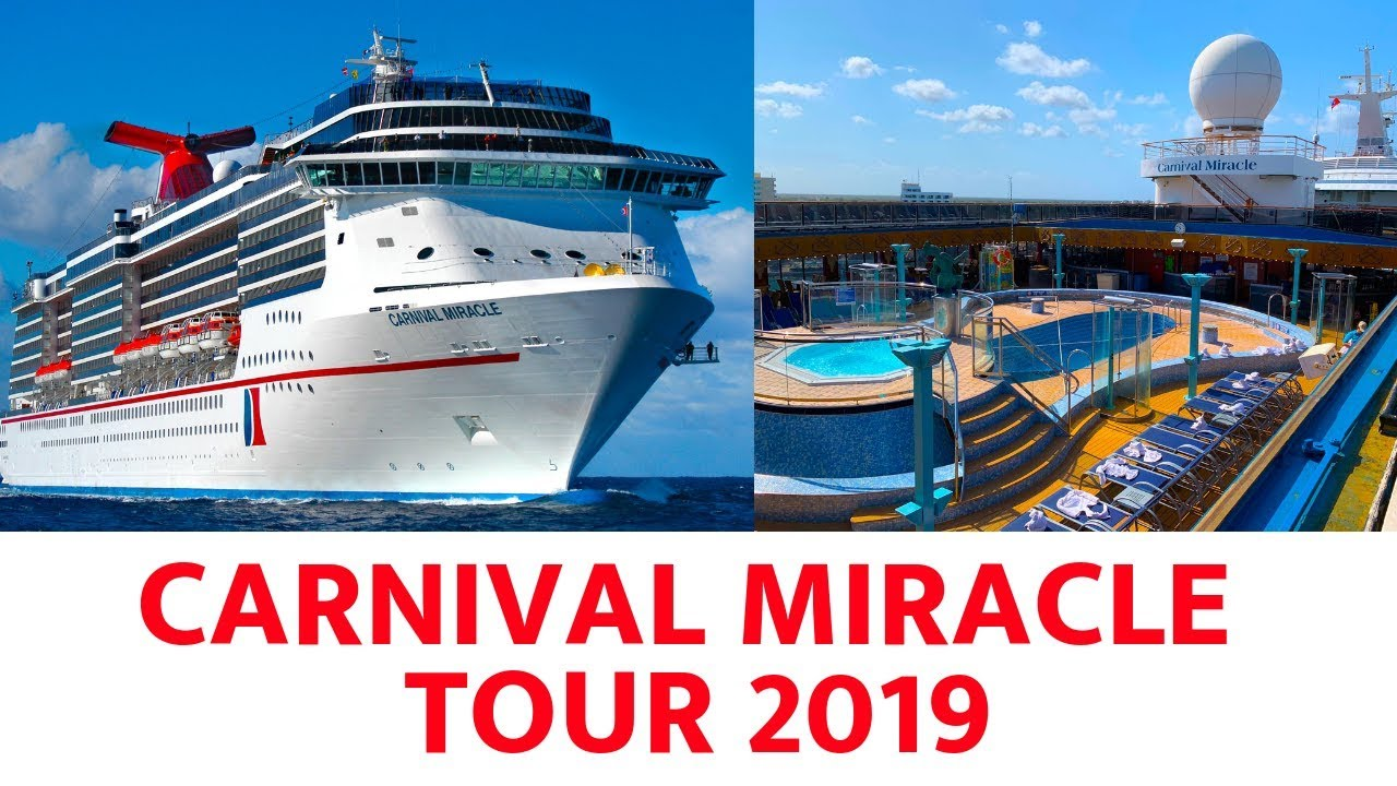 Carnival Halloween Cruise 2019.Carnival Miracle Tour 2019