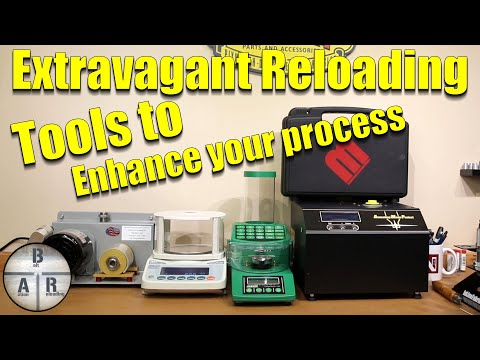 Premium Reloading Tools - Extravagant Tools That Improve And Speed Up Your Reloading Process