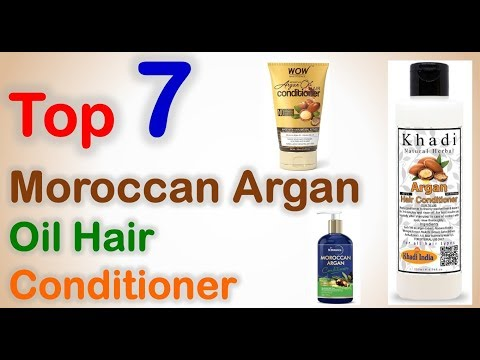 Top 7 Best Moroccan Argan Oil Hair Conditioner in India with