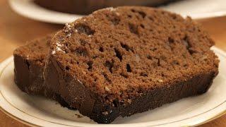 Очень вкусный шоколадный бисквит / How to make Chocolate cupcake ♡ English subtitles
