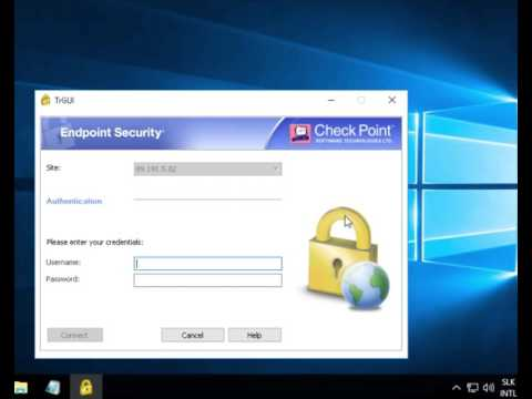 Checkpoint VPN Client