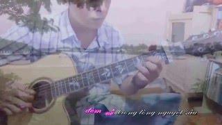 Tình xưa nghĩa cũ - Solo guitar