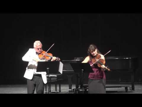 String Duo No.2 in B-Flat Major for Violin and Viola, K.424 Adante Grazioso