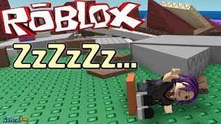 NOW I SLEEP AND DO NOT GAME ? NATURAL DISASTER SURVIVAL ROBLOX CRYSTALSIMS