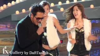 [2009-12-26] G7 Part 2 (DaftTaengk 8th Entertainment Awards Yuri)