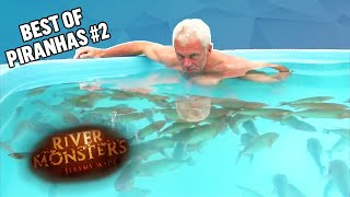 Best of Pirahnas: Part 2 - River Monsters