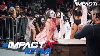 Rosemary vs Su Yung Devolves Into CARNAGE | IMPACT! Highlights May 3 2018