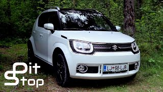 Suzuki Ignis 1.2 - The Huge Little Car