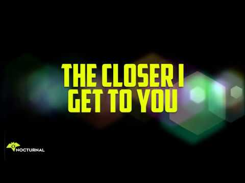 Franco - The Closer I Get To You LYRICS