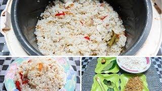 Cara Membuat Nasi Liwet Ricecooker Bahan Simpel