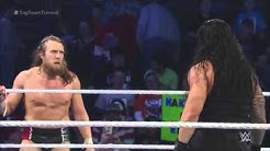 Reigns & Bryan compete in Tag Team Turmoil: Full HD : SmackDown, February 12, 2015