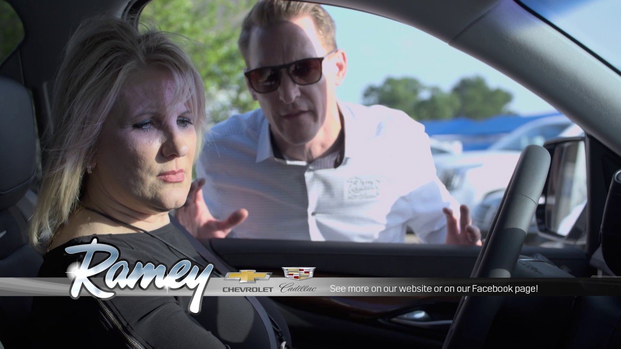 Ramey Cadillac - 30 second commercial - July 2017 - YouTube