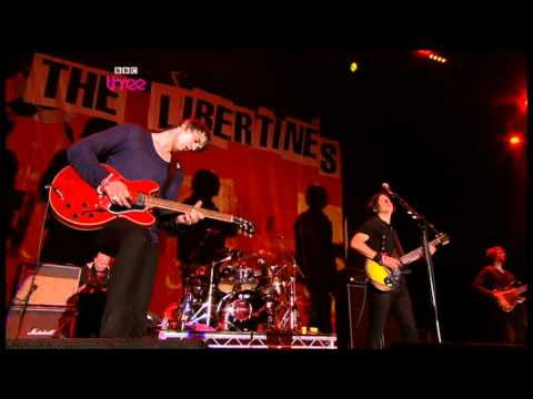 The Libertines-Don't Look Back into the Sun