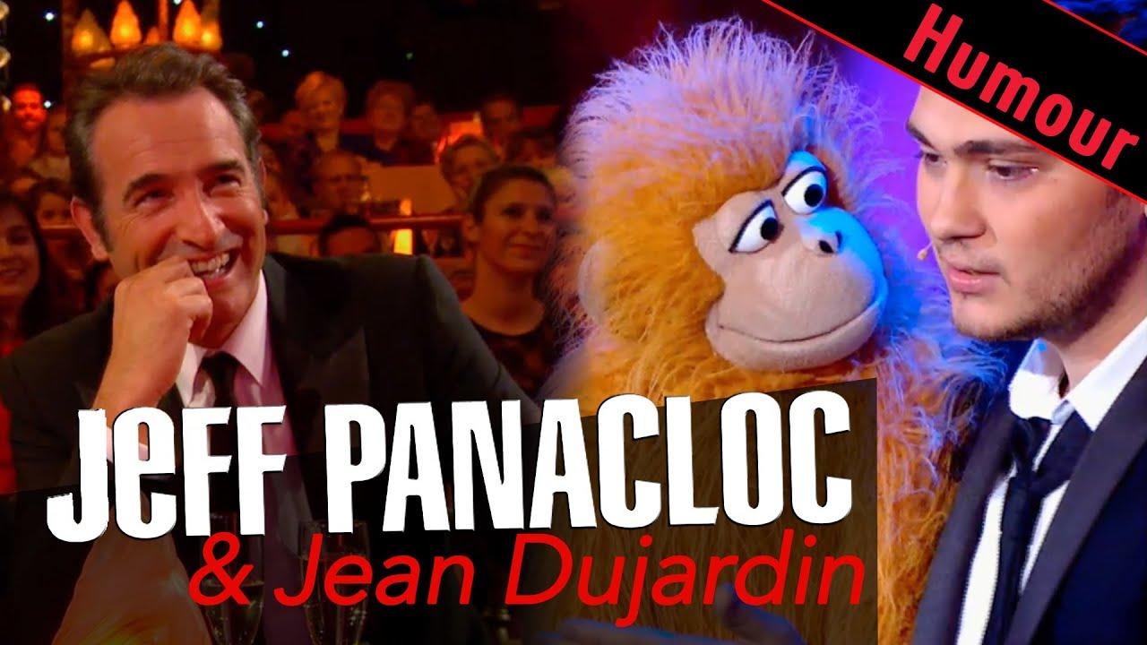 Jeff panacloc et jean marc avec jean dujardin live dans for Gaelle et jean dujardin
