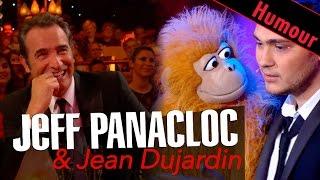 Jeff Panacloc et Jean Marc Avec Jean Dujardin / Live dans le plus grand cabaret du monde