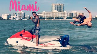 The Ace Family is In MIAMI W/ Tanner Fox + Keke Do You Love Me CHALLENGE