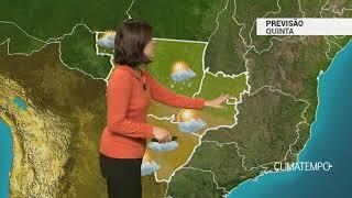 Previsão Centro-Oeste – Umidade se espalha pela Região