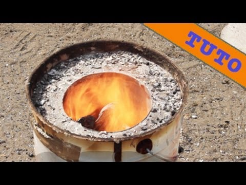 BUILD A CAN KILN