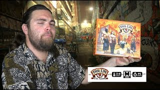 Thug Life - Kickstarter - Board Game Review
